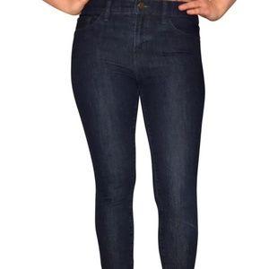 C WONDER Curvy Slim Skinny Dark Jeans Women's 28
